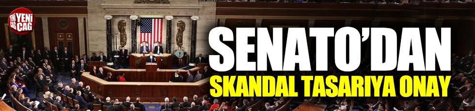 ABD Senatosu, skandal 'Türkiye'ye yaptırım' tasarısını onayladı