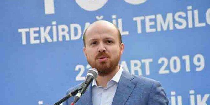 Bilal Erdoğan'ın arkadaşına İBB'den ihale!