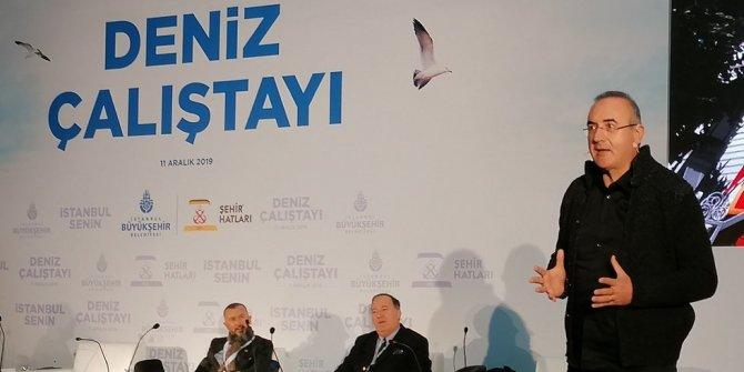 """""""Kanal İstanbul Marmara Denizi'nin sonu olur"""""""