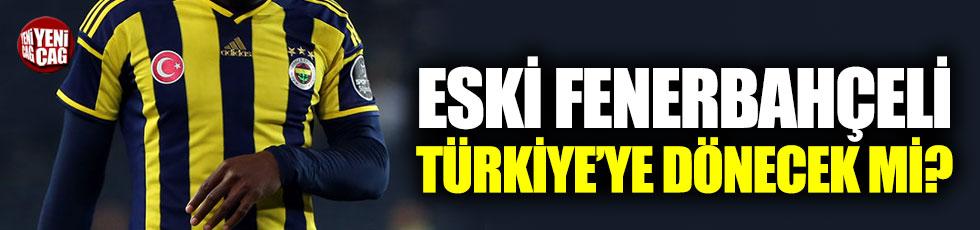 Emmanuel Emenike Türkiye'ye dönecek mi?
