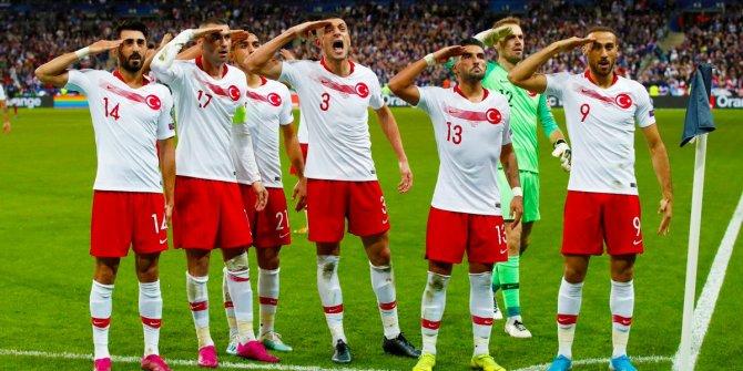 UEFA'dan asker selam kararı