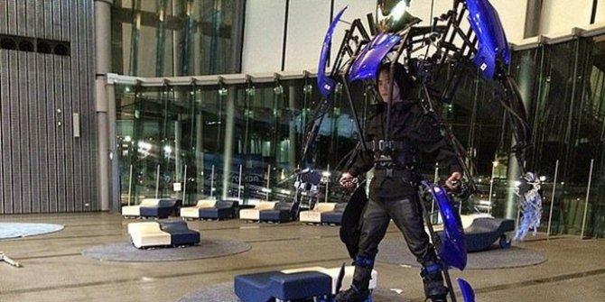 4'üncü nesil robo-iskelet görücüye çıktı
