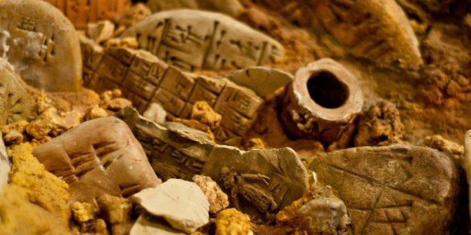 44 bin yıllık tarihi eser keşfedildi