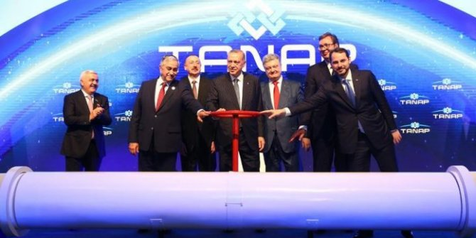 Azerbaycan'dan doğalgaza indirim talebi