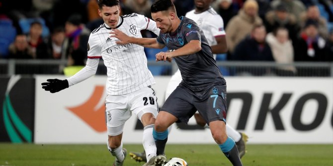 Basel - Trabzonspor 2-0 (Maç özeti)