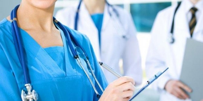 8 bin 845 sözleşmeli sağlık personeli alınacak
