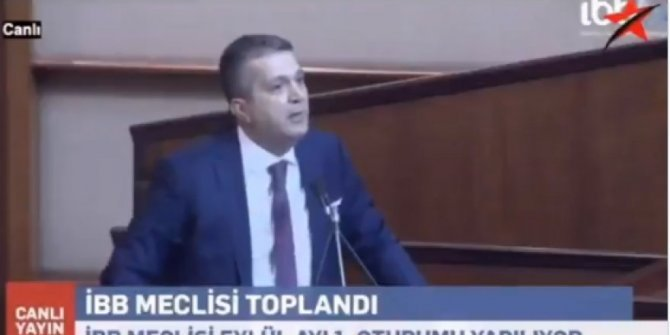 AKP'li Yavuz Selim Tuncer'den İmamoğlu'na tepki çeken sözler!