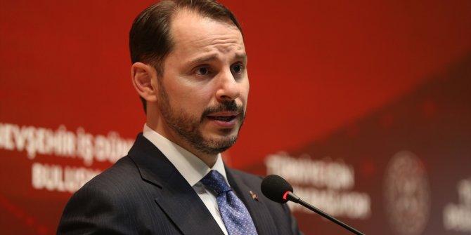 Berat Albayrak: Bir yıl önce Türkiye IMF'ye teslim olacaktı