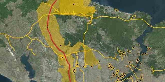 Katar Emiri'nin annesi Kanal İstanbul'un güzergahında arazi aldı