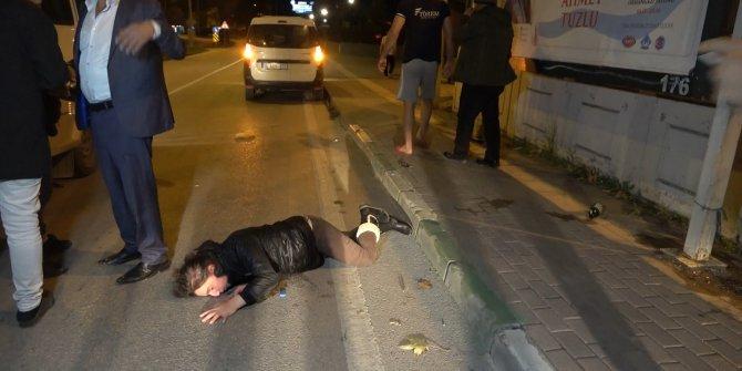 Bursa'da akılalmaz olay! Genç kadını dövüp...