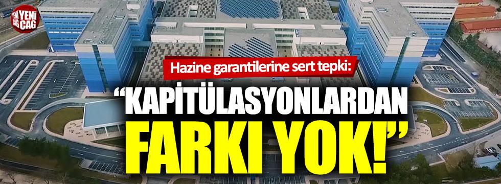 """Aylin Cesur'dan şehir hastanesi tepkisi: """"Kapitülasyonlardan farkı yok"""""""
