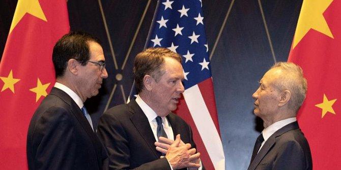 ABD ile Çin arasındaki ticaret savaşı sona mı eriyor?