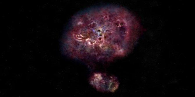 Bilinen en yaşlı galaksi Mambo-9