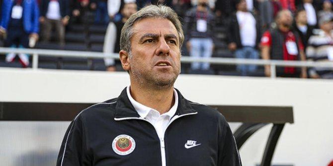 Hamzaoğlu: Fenerbahçe mağlubiyetinden sonra...