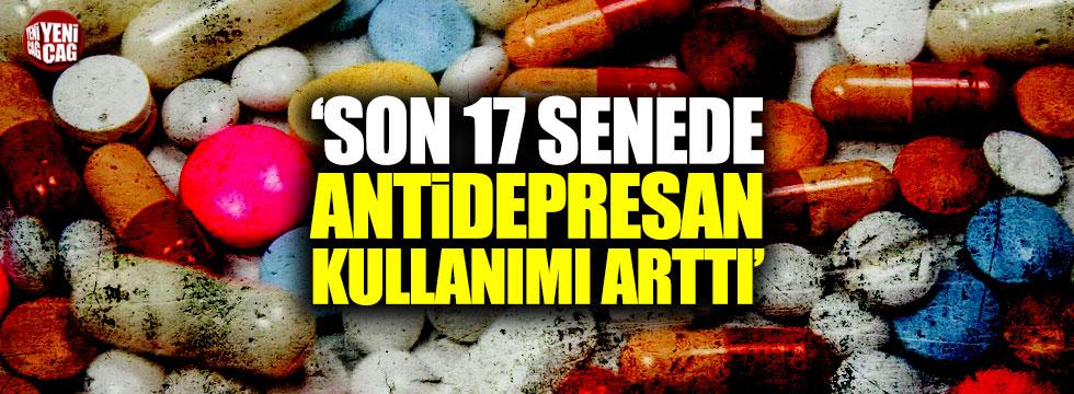 """CHP'li İrfan Kaplan: """"AK Parti döneminde antidepresan kullanımı arttı"""""""