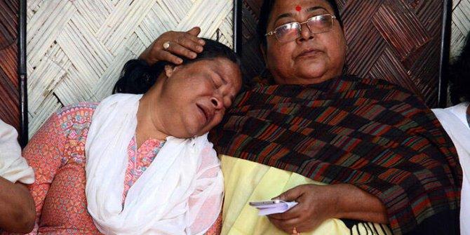 Hindistan'daki ölü sayısı 6'ya yükseldi