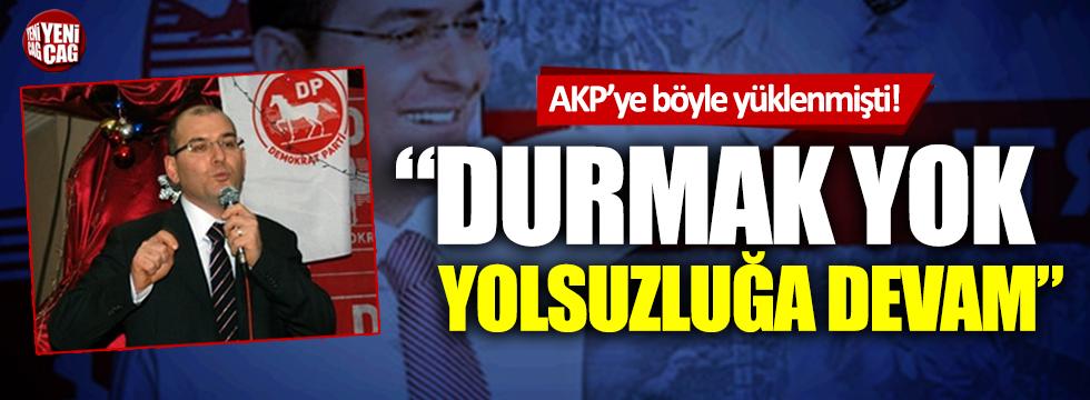 Süleyman Soylu, AKP'ye böyle yüklenmişti: Durmak yok, yolsuzluğa devam