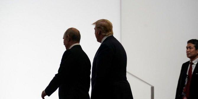 """""""Putin ile Trump İsrail'de görüşebilir"""""""