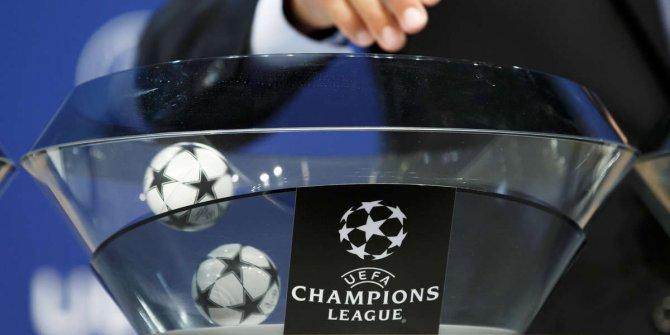 Şampiyonlar Ligi'nde son 16 kura çekimi yapıldı