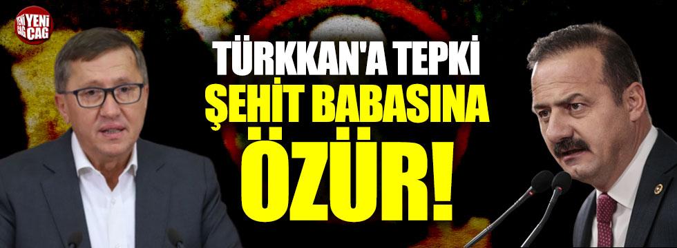 Yavuz Ağıralioğlu'ndan Şehit Safitürk'ün babasına telefon