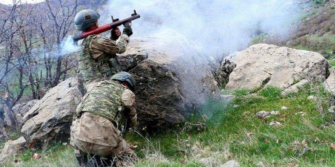 PKK'lı 3 terörist etkisiz hale getirildi