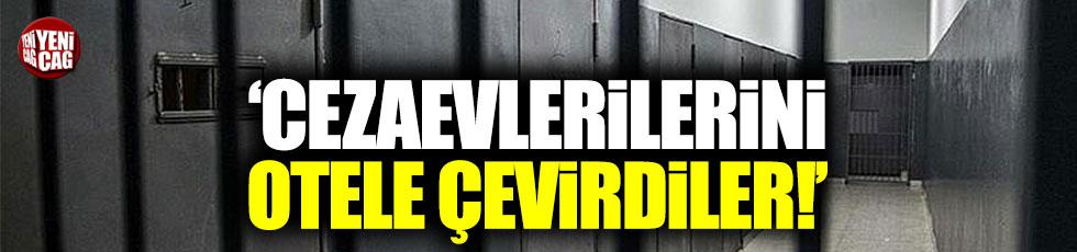 """CHP'li Aykut Erdoğdu: """"Cezaevlerini otele çevirdiler"""""""