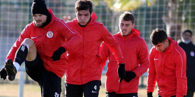 Antalyaspor, Galatasaray'a hazır