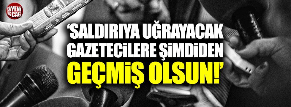 Müyesser Yıldız'dan Murat İde'ye yapılan saldırıya tepki