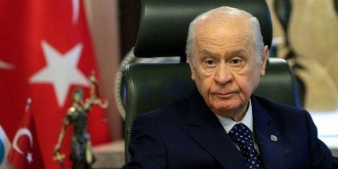 """Devlet Bahçeli: """"Cumhurbaşkanlığı sistemini savunacağız"""""""