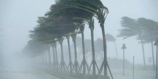 Meteoroloji'den 5 il için fırtına uyarısı