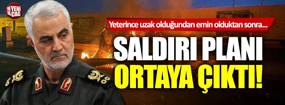 Kasım Süleymani suikastının detayları ortaya çıktı!