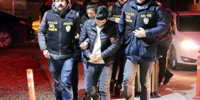 İnternette 62 kişiyi dolandıran çift yakalandı