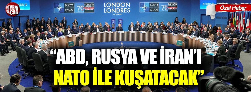 """Sadettin Tantan: """"ABD, Rusya ve İran'ı NATO ile kuşatacak"""""""
