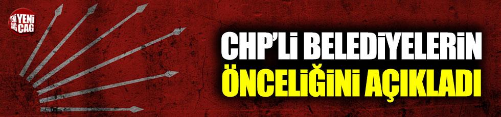 CHP belediyelerde yeni yol haritasını belirledi