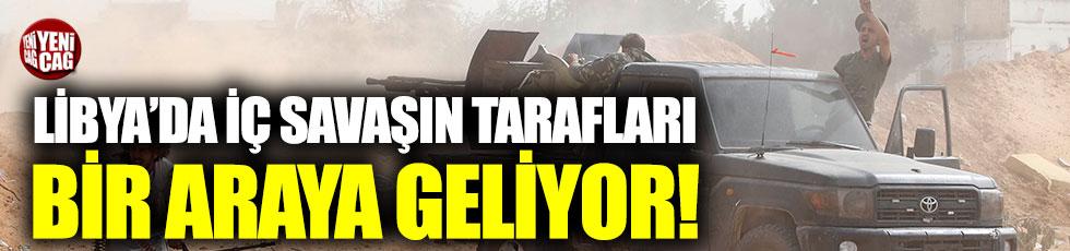 General Hafter ile Başbakan Es Sarraj bir araya gelecek!
