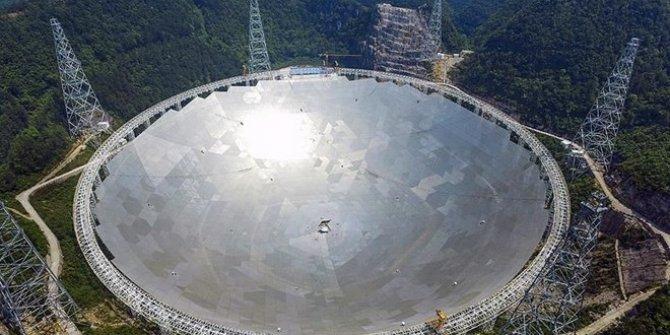Faaliyete geçti: 30 futbol sahası büyüklüğünde