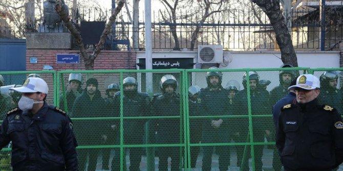 İngiltere'nin Tahran Büyükelçiliği kapatılabilir
