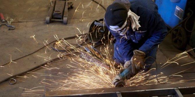 Sanayi üretimi rakamları açıklandı.