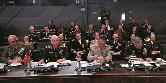 NATO Genelkurmay Başkanları bir araya geldi