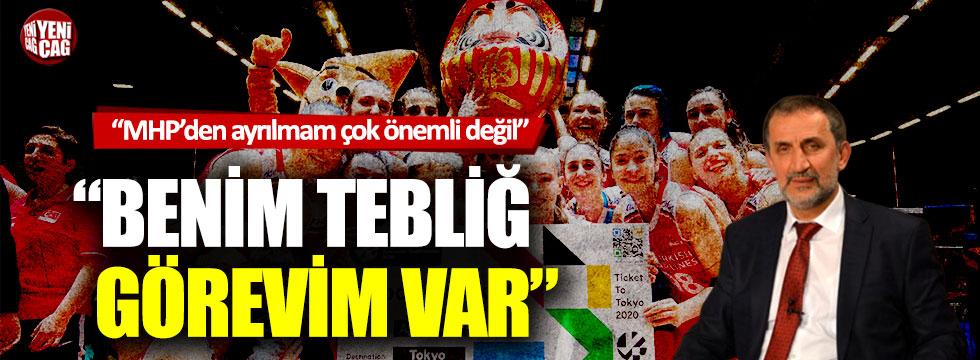 MHP'li Başkan Birol Şahin kendini savundu