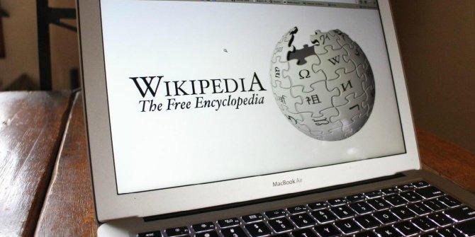 Wikipedia'dan Türkiye'ye hoşgeldiniz mesajı