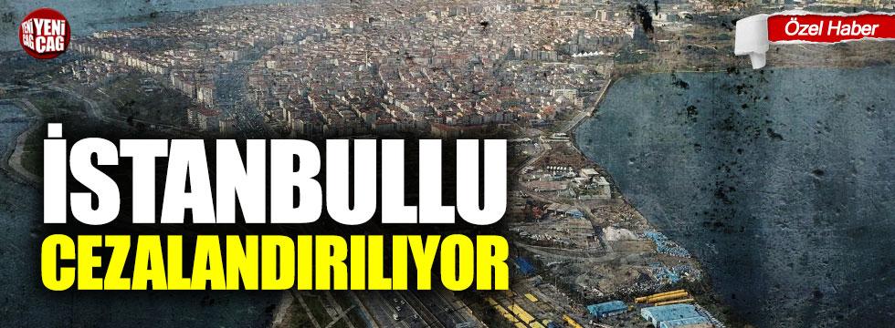 Kredileri engellemekle İstanbul'a ceza verildi