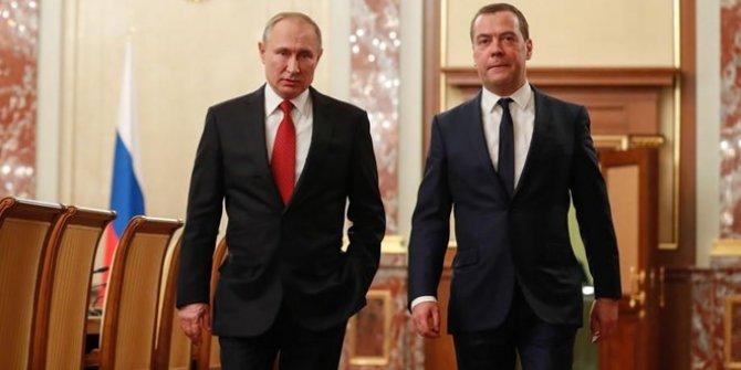 Medvedev güvenlik konseyi başkan vekili oldu