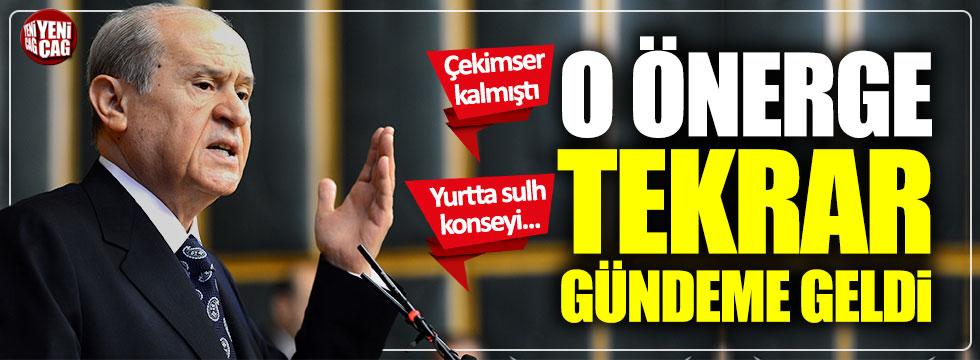 """MHP, İYİ Parti'nin """"FETÖ"""" teklifine çekimser kalmıştı"""
