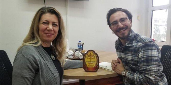 Türk yüksek lisans öğrencisine Antarktika ödülü