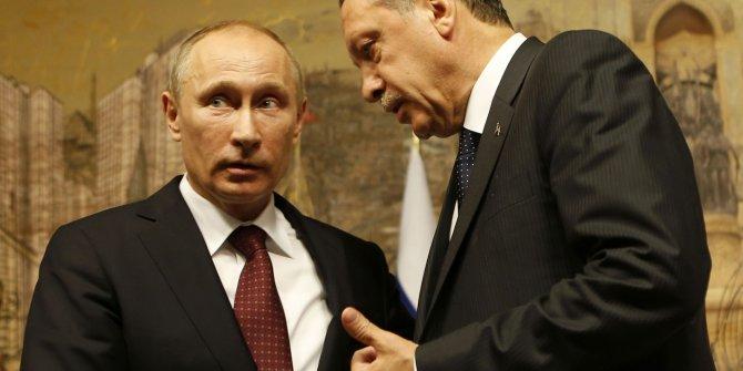 Putin, gizlice Türkiye'ye mi geldi?