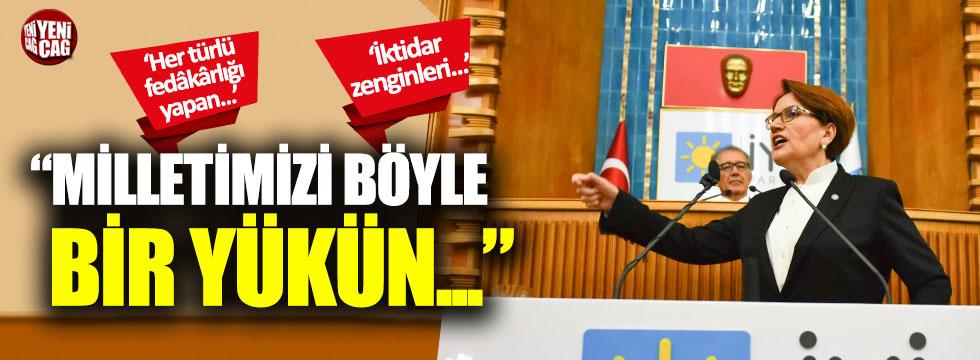 Meral Akşener, Kanal İstanbul sözlerini hatırlattı