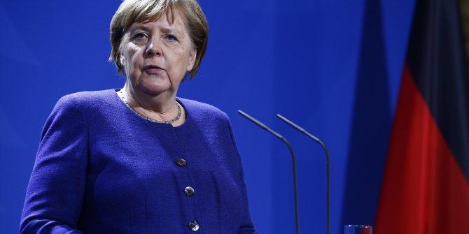 Merkel'den Yunanistan'a Libya Mutabakatı cevabı