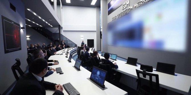 Siber Operasyon Merkezi açıldı