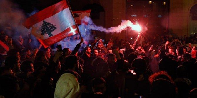 Lübnan'daki protestolarda gerginlik
